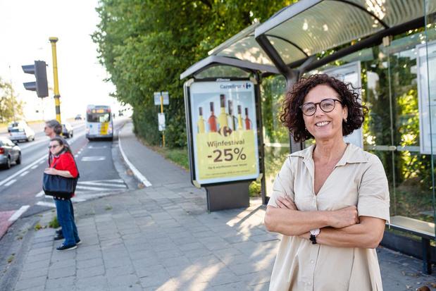 Slechts 6 procent van West-Vlaamse bushaltes toegankelijk voor mensen met visuele beperking