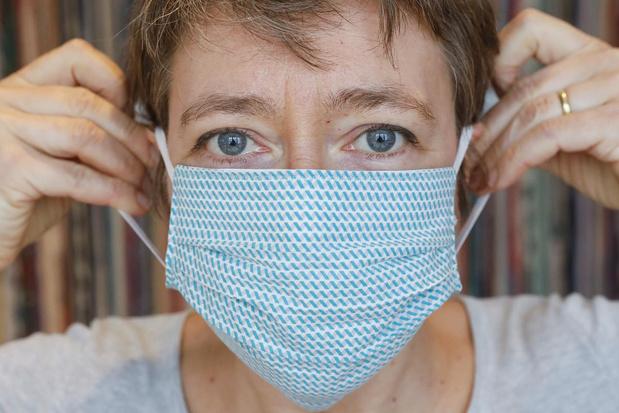 Onze mondmaskers zitten vast aan de douane