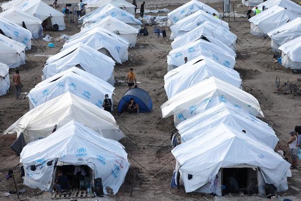 Record aantal vluchtelingen en ontheemden wereldwijd
