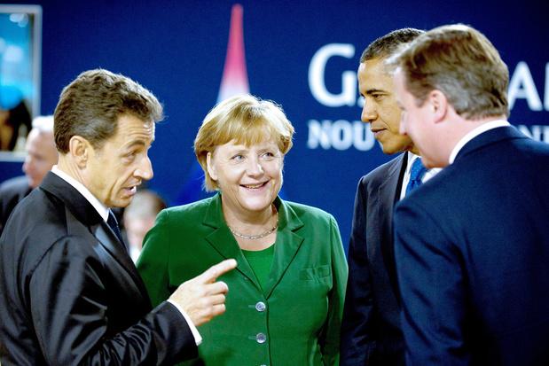 Van 'wijkbaas' Poetin tot 'krielhaan' Sarkozy: wat Obama echt dacht over andere leiders