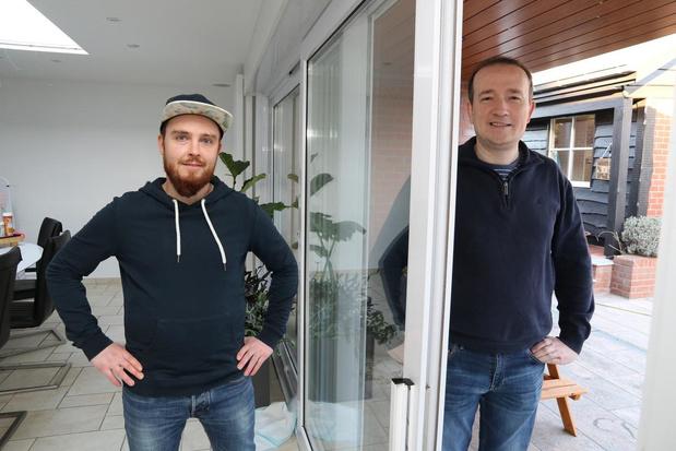 Frederik en Pedro scoren met coronarap 'Ollemolle in quarantaine'