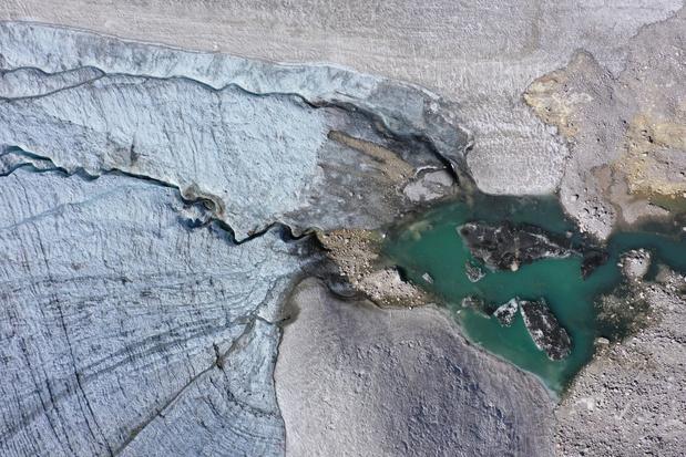 Binnen tien jaar zullen alle gletsjers in Duitsland verdwenen zijn