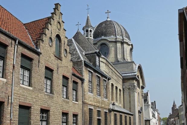Engels klooster in Brugge opent de deuren voor het publiek