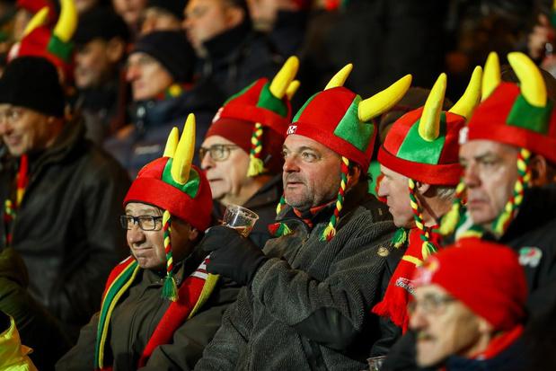 KV Oostende gaat stadion vullen met kartonnen borden