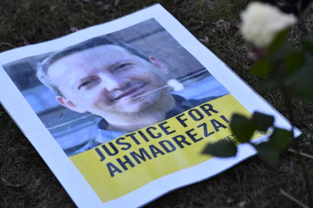 Dreigende executie professor Djalali: Vlaamse universiteiten vragen om 'maximale druk' op Iran