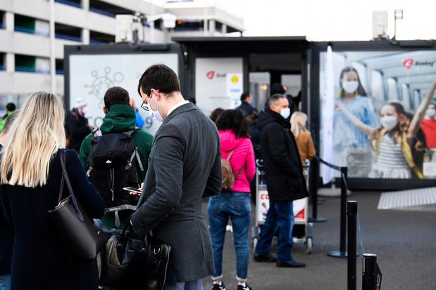 Federaal topambtenaar: 'Hardere wetgeving nodig voor opvragen passagierslijsten'