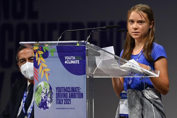 Greta Thunberg hekelt 30 jaar 'blabla' over het klimaat