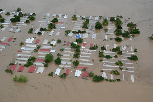 Orkanen dit jaar extreem verwoestend in Centraal-Amerika