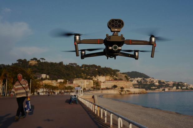 Proximus werkt aan zakelijk droneplatform