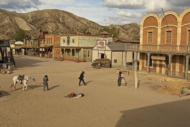 Almería Far West est le grand Ouest américain (en images)