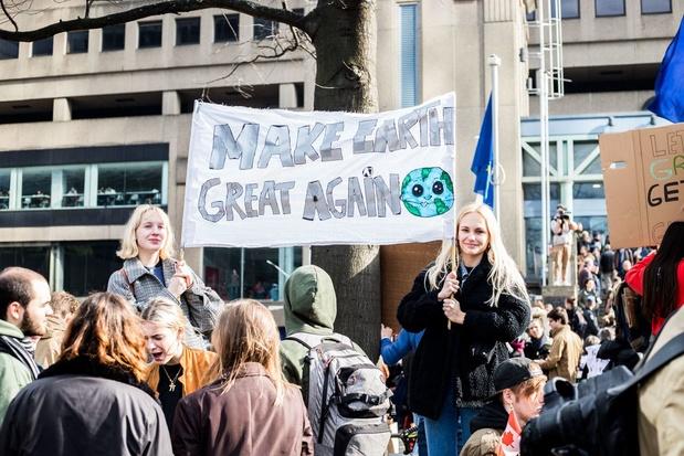 'Klimaatbeleid: we moeten artikel 7bis van de grondwet niet wijzigen, wel uitvoeren'