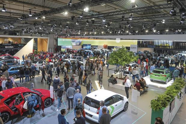Le Salon de l'Auto reporté en 2022