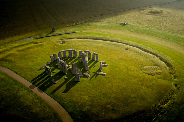 Archeologen doen een ongekende vondst bij Stonehenge