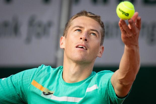 Geen hoofdtabel voor Kimmer Coppejans op Roland Garros