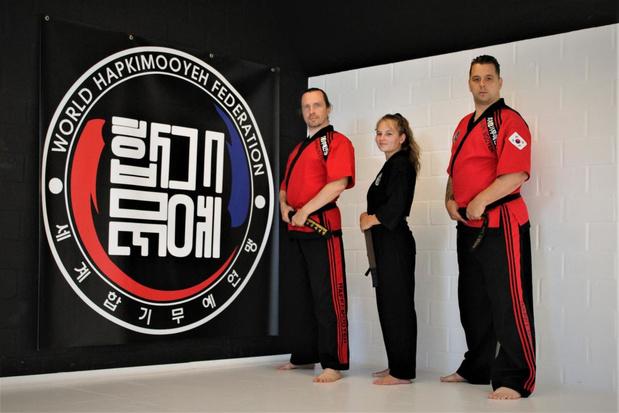 Kyara (16) zorgt voor Belgische primeur bij sportclub Fighting Spirit