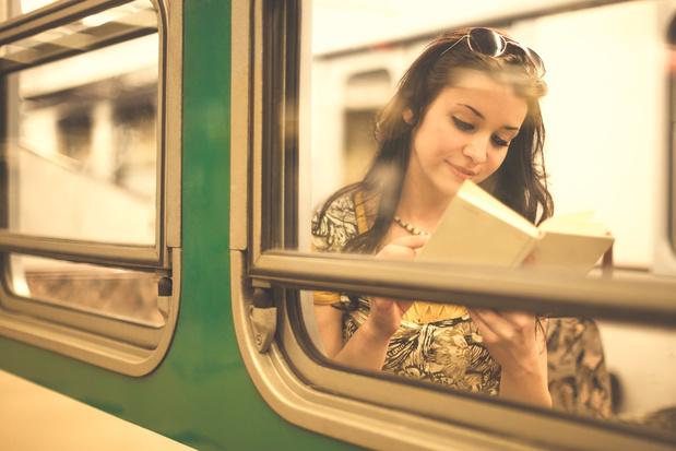 Reizen in je hoofd? Met deze treinlectuur raak je in vervoering