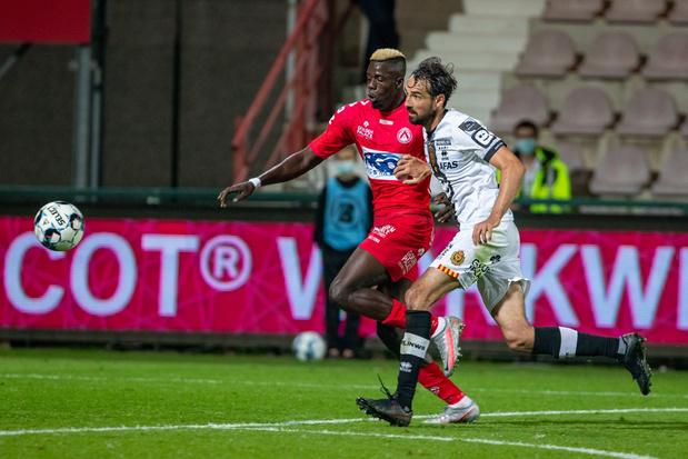 KV Kortrijk en KV Mechelen delen de punten