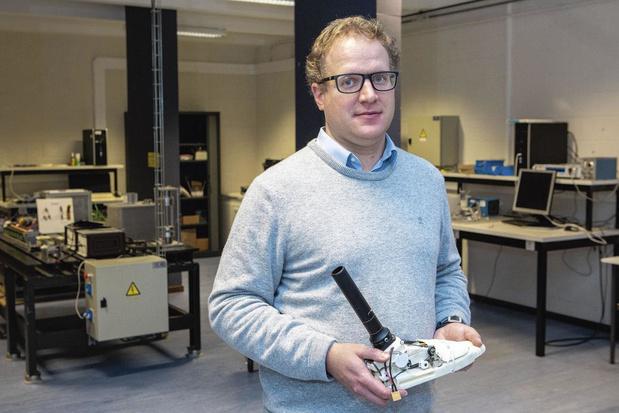 Commercialisation à l'horizon pour une prothèse de jambe bionique made in UCLouvain