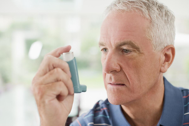 Astmapatiënten lopen toch geen verhoogd risico op covid-19