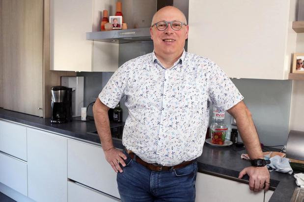 """Leerkracht Geert Barbry: """"Ik mis het sociale contact met leerlingen en collega's"""""""