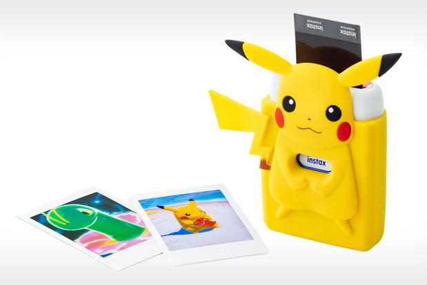 Fujifilm brengt Nintendo-versie uit van fotoprintertje