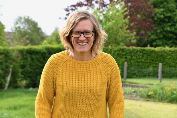 Griet Samain uit Aalbeke ziet workshops zingen als een missie