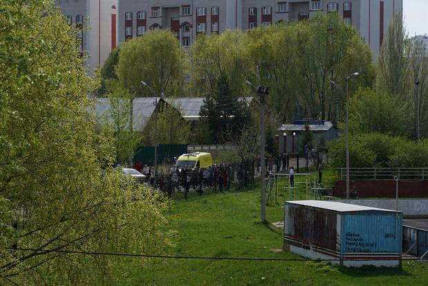 Aanslag op school in Russische stad Kazan: zeker 8 doden en 20 gewonden