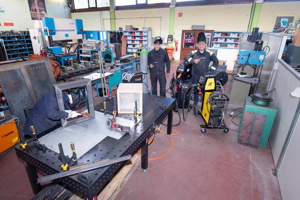 Prizma campus VTI investeert in hedendaagse lasopleiding