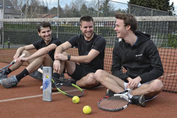 Des balles de tennis qui durent trois fois plus longtemps