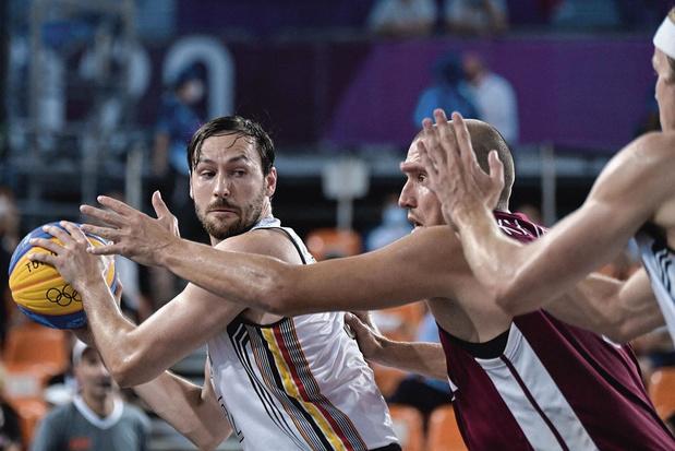 Basket 3x3 : la Belgique bien représentée au Championnat d'Europe à Paris