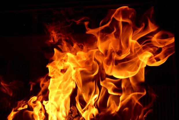 Code geel voor brandgevaar in natuurgebieden in West-Vlaanderen