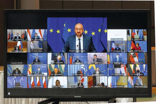 'Europa hinkt achterop'