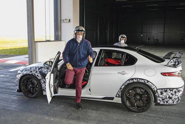 """Jean-Philippe Imparato, CEO d'Alfa Romeo: """"L'aventure est belle, elle sera difficile"""""""