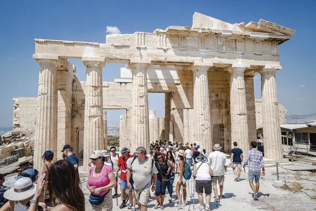 Parfum de crise économique en Grèce