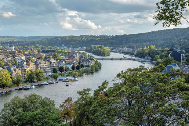 Les investissements dans l'immobilier d'entreprise en légère hausse à Namur en 2020