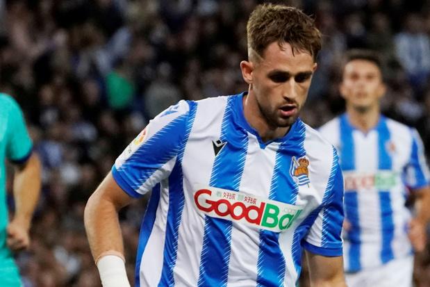 Baskische derby: Real Sociedad, met invaller Januzaj, verslaat Athletic Club
