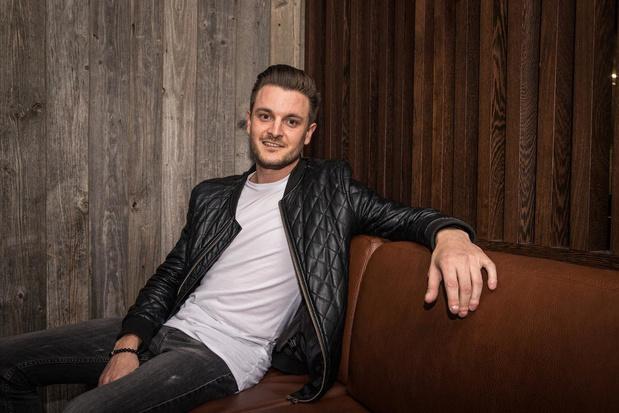 Harelbekenaar Pieterjan Corselis stelt tweede single voor