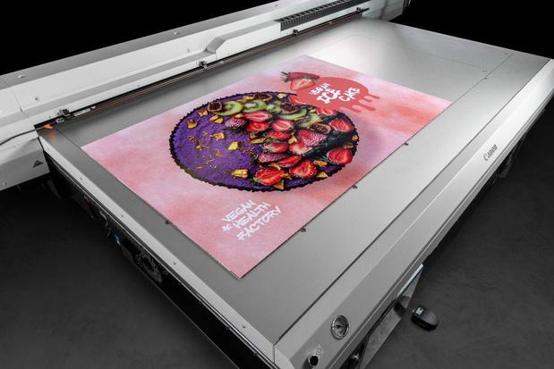 Canon lance l'imprimante UV à plat Arizona 135 GT