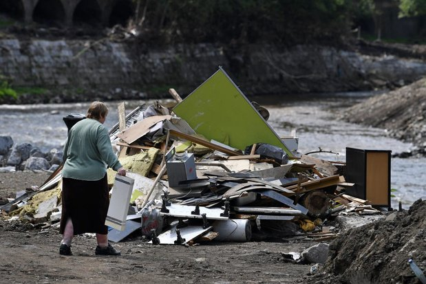 56 médecins généralistes impactés par les inondations de la mi-juillet