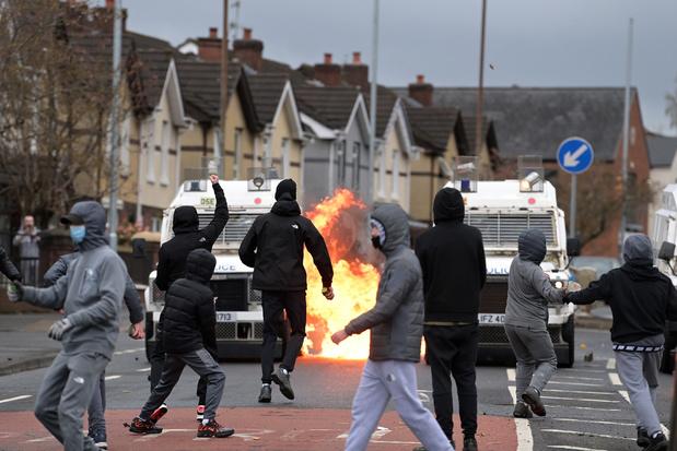 'De rellen in Noord-Ierland hebben niet enkel met de brexit te maken'