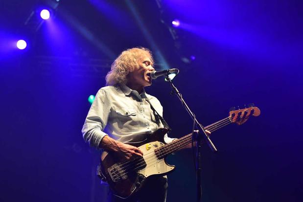 Status Quo-bassist Alan Lancaster op 72-jarige leeftijd overleden