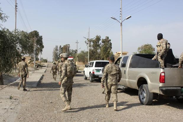 Verenigde Staten halen troepen uit Irak terug