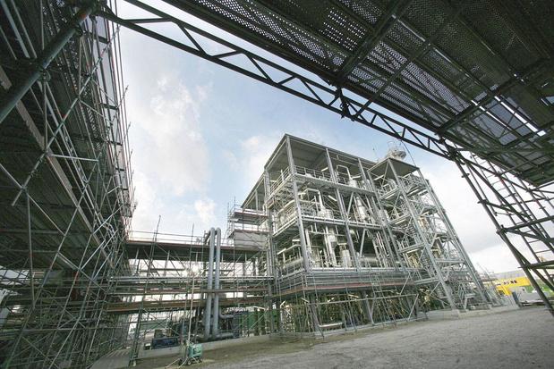 Du biodiesel à Gand