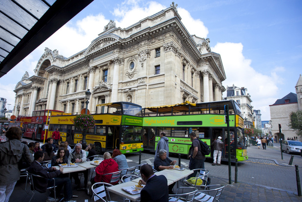 Toeristische bussen in Brussel worden volledig elektrisch