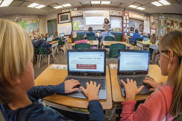 'Forte hausse des cyber-attaques sur les plates-formes d'apprentissage en ligne'