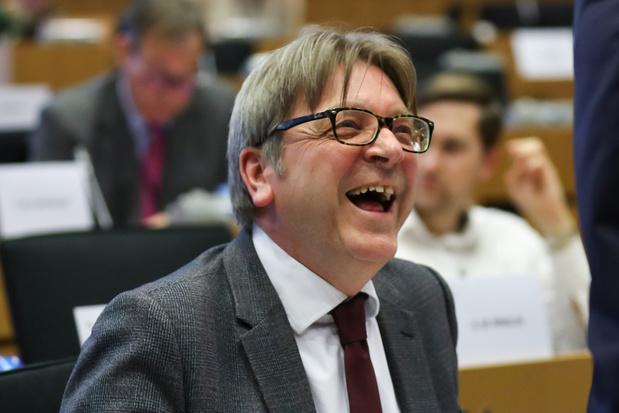 Poolse rechters vangen bot: immuniteit Verhofstadt niet opgeheven