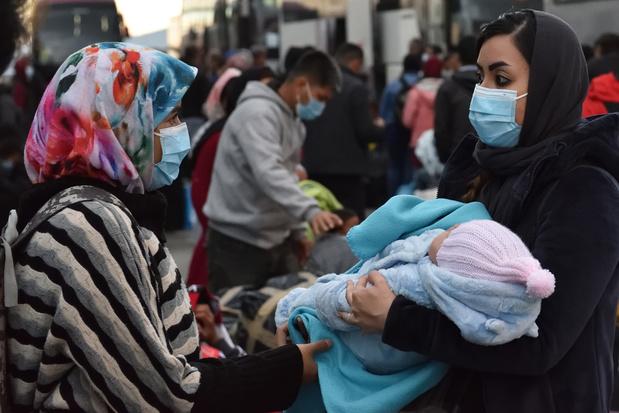 'Vivaldi-partijen' en PVDA vragen regering om niet-begeleide kinderen uit Griekse migrantenkampen op te vangen