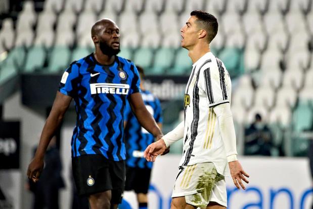 Hoe Lukaku bijna bij Juventus belandde