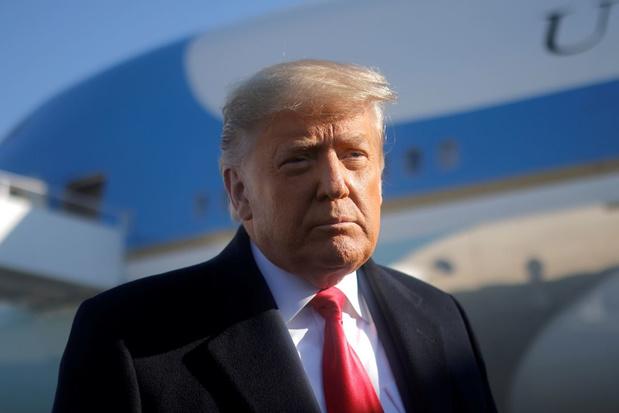 Twitter staat publicatie gearchiveerde tweets Trump niet toe