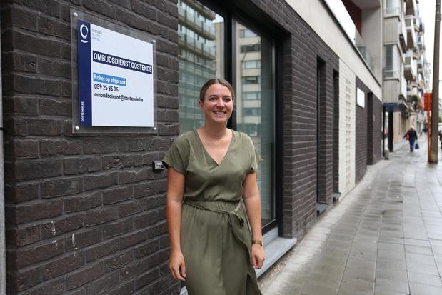 """Griet Landuyt sinds begin dit jaar ombudsvrouw van Oostende: """"Je moet vooral goed kunnen luisteren"""""""